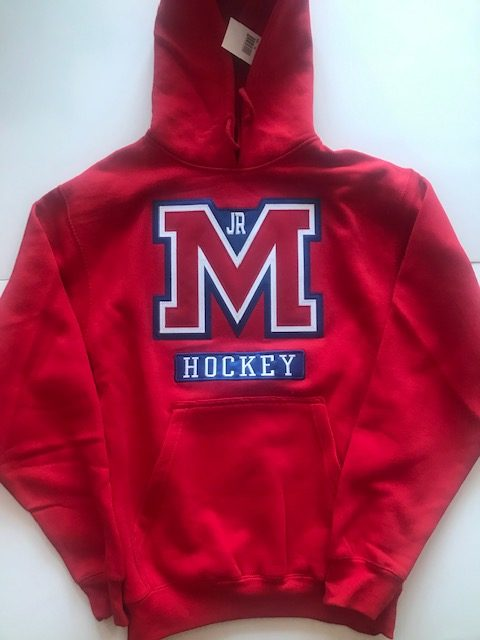 jr mounties hoody